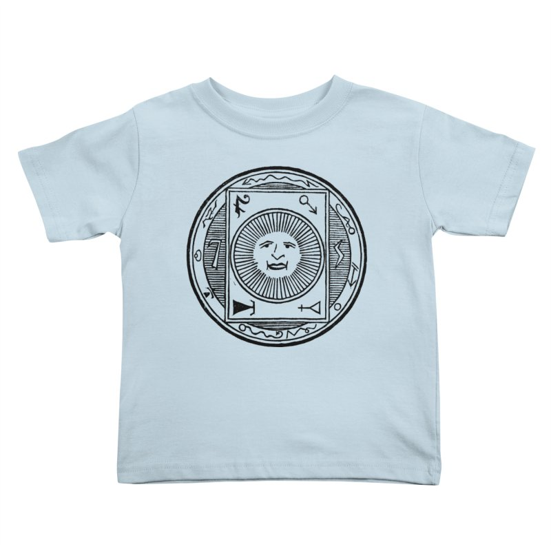 Figure 10 - Black Line Kids Toddler T-Shirt by The Corey Press
