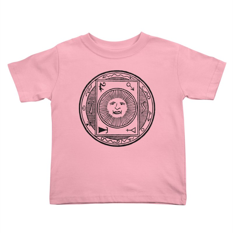 Figure 10 - Black Line Kids Toddler T-Shirt by The Corey Press