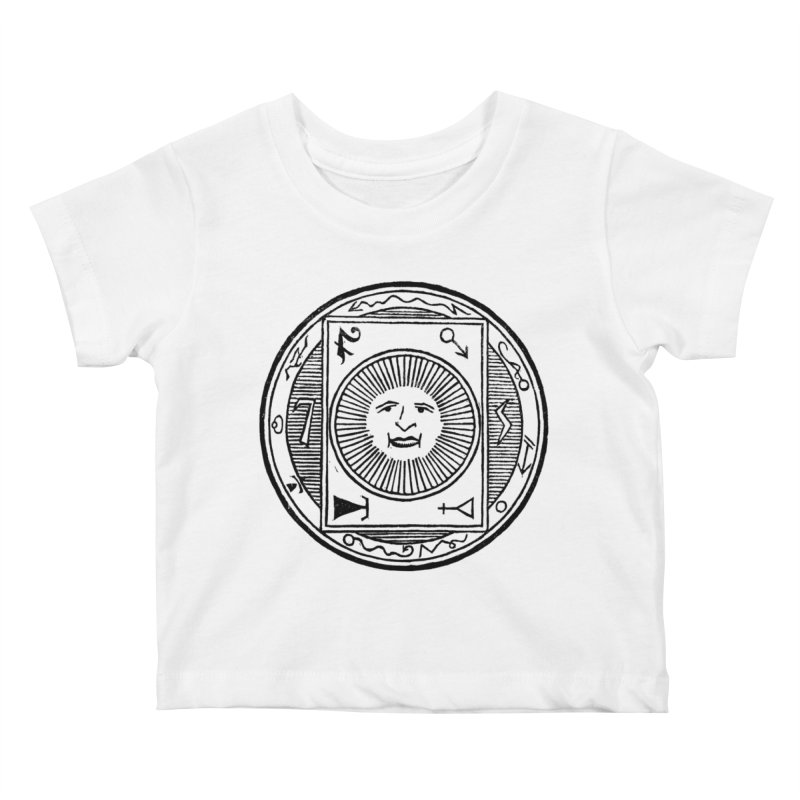Figure 10 - Black Line Kids Baby T-Shirt by The Corey Press