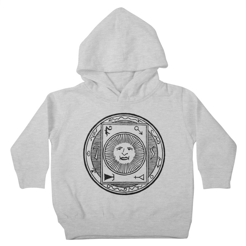 Figure 10 - Black Line Kids Toddler Pullover Hoody by The Corey Press