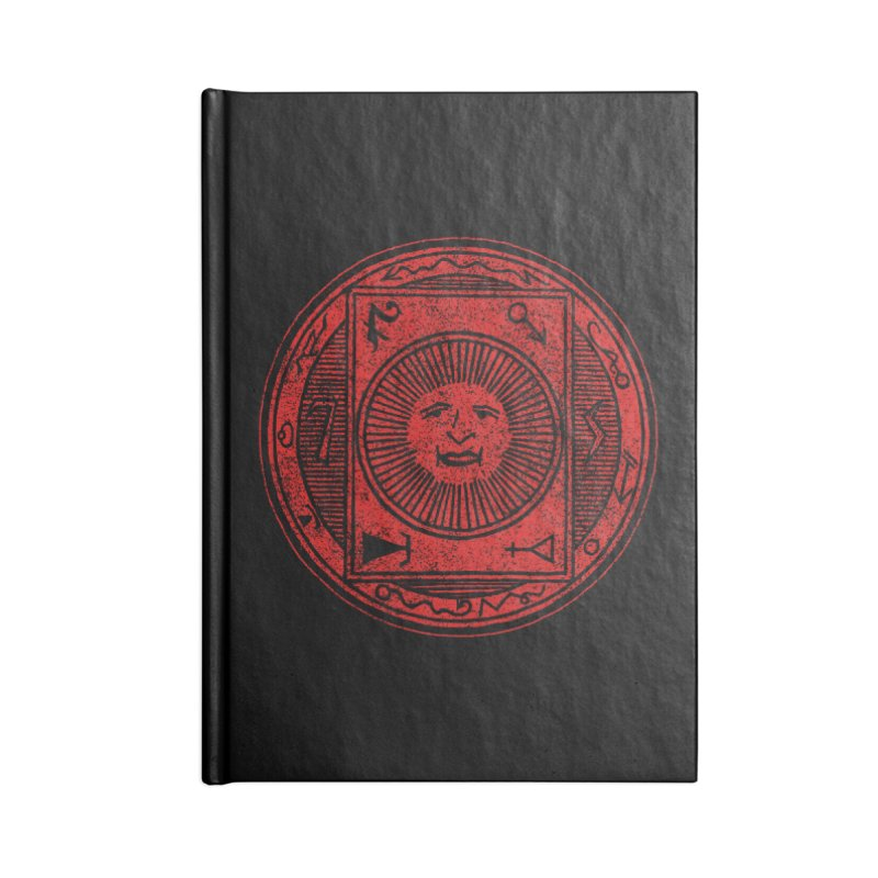 Figure 10 - Red Base Accessories Notebook by The Corey Press
