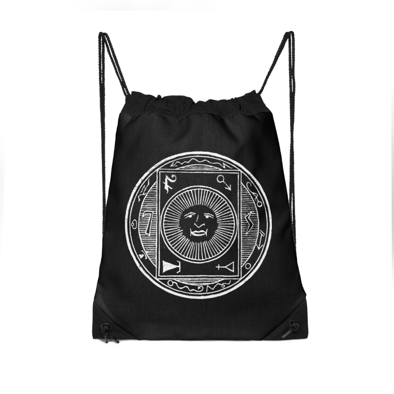 Figure 10 - White Line Accessories Drawstring Bag Bag by The Corey Press