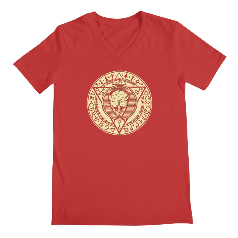 Seal of LAM Men's V-Neck by The Corey Press