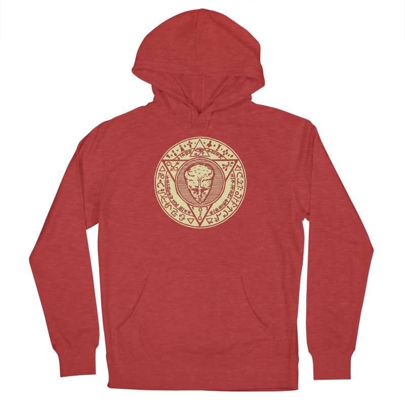 Seal of LAM Women's French Terry Pullover Hoody by The Corey Press