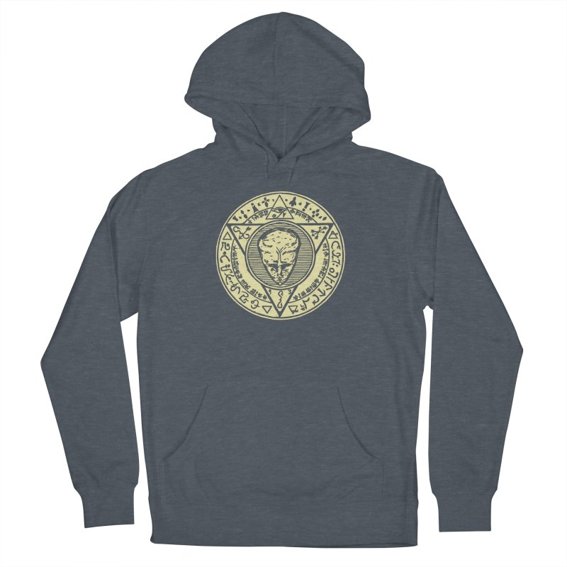 Seal of LAM Men's French Terry Pullover Hoody by The Corey Press