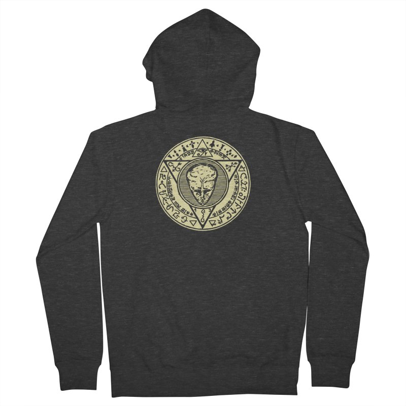 Seal of LAM Women's French Terry Zip-Up Hoody by The Corey Press