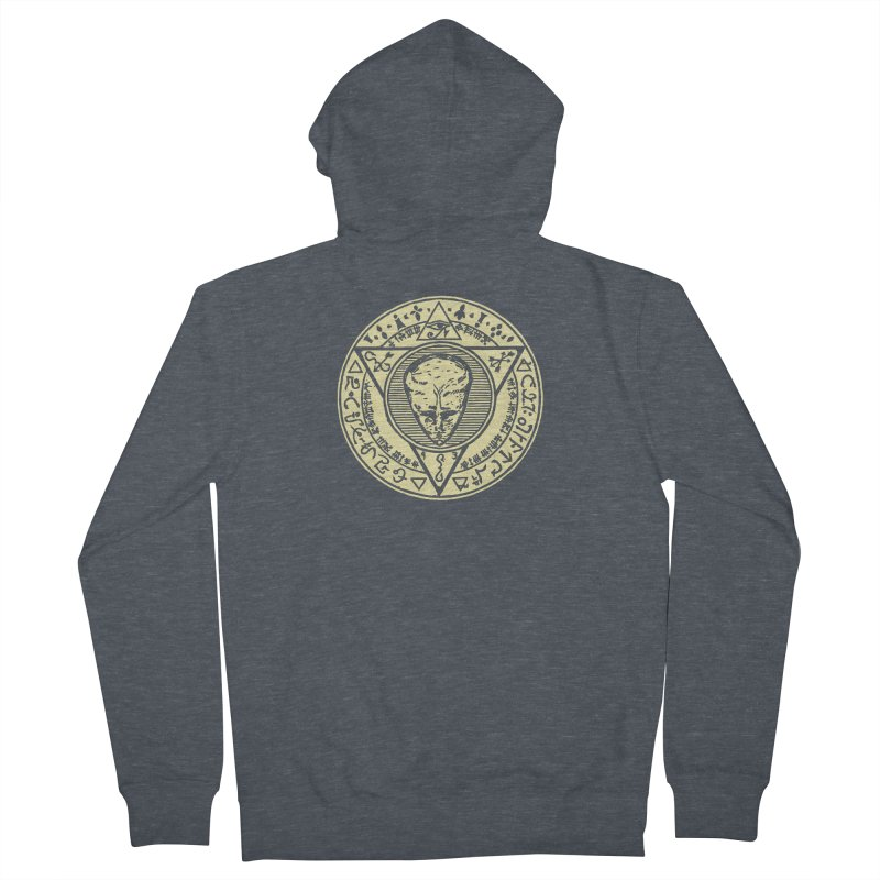Seal of LAM Men's French Terry Zip-Up Hoody by The Corey Press