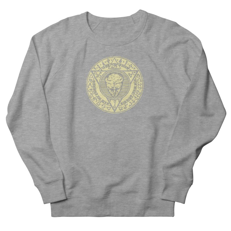 Seal of LAM Women's French Terry Sweatshirt by The Corey Press