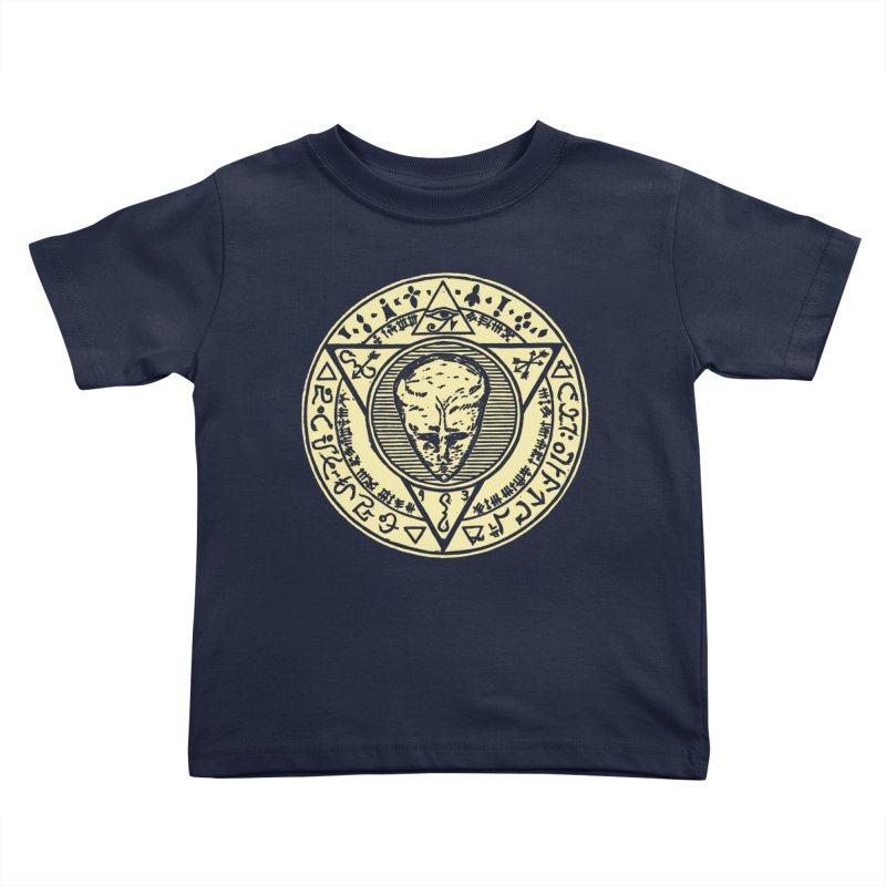 Seal of LAM Kids Toddler T-Shirt by The Corey Press