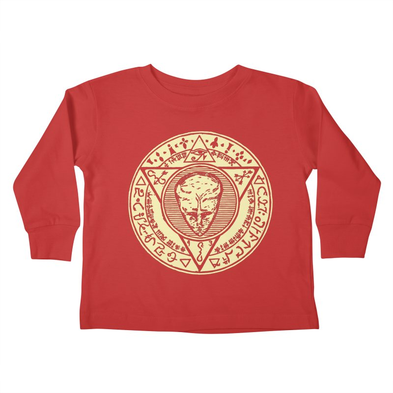 Seal of LAM Kids Toddler Longsleeve T-Shirt by The Corey Press