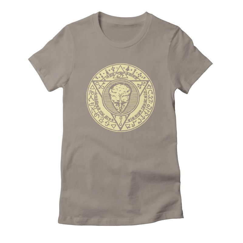 Seal of LAM Women's Fitted T-Shirt by The Corey Press