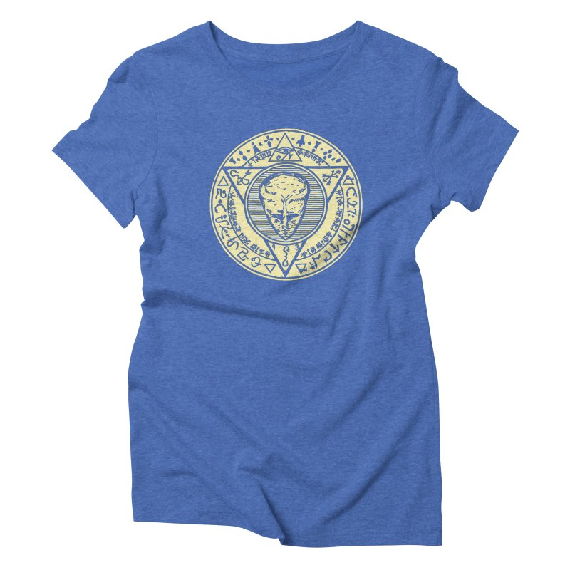Seal of LAM Women's Triblend T-Shirt by The Corey Press