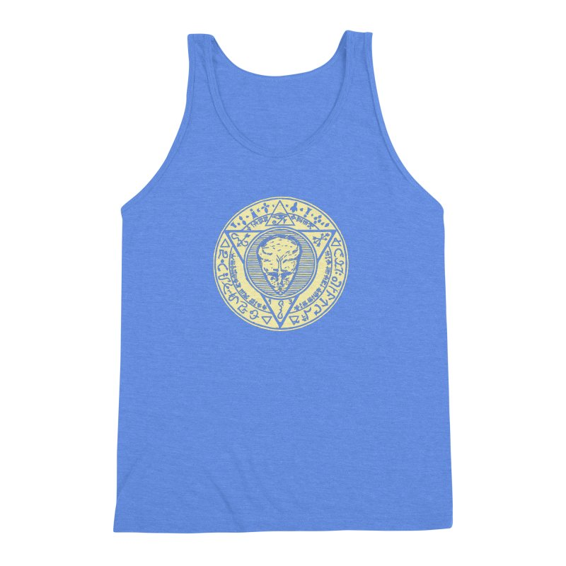 Seal of LAM Men's Triblend Tank by The Corey Press