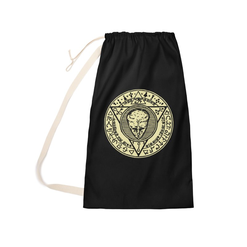 Seal of LAM Accessories Laundry Bag Bag by The Corey Press