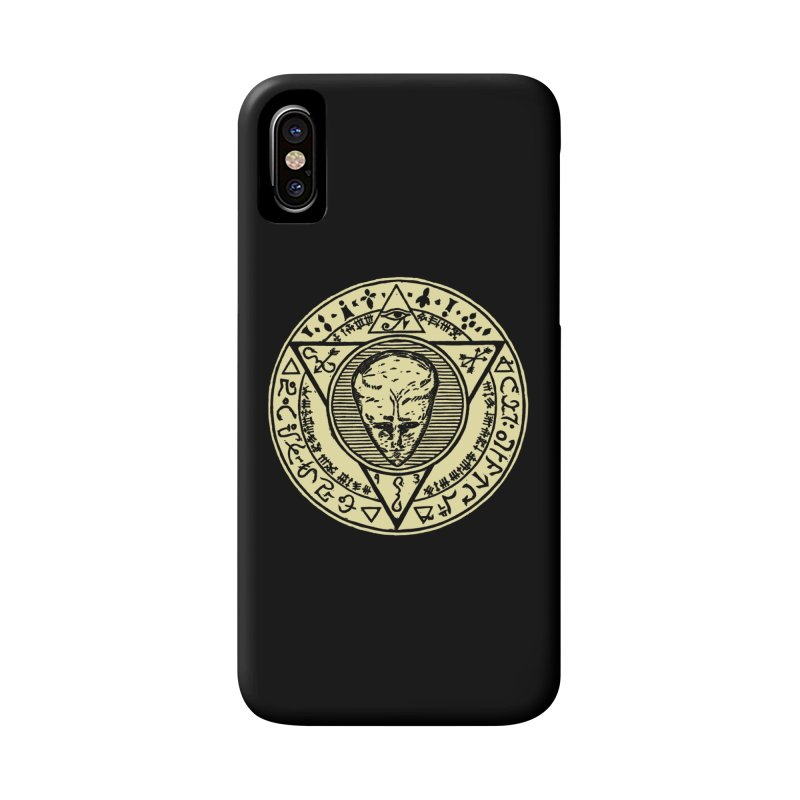 Seal of LAM Accessories Phone Case by The Corey Press