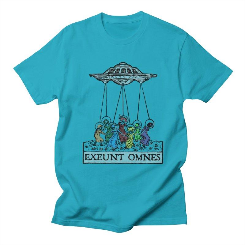 Exeunt Omnes Women's Regular Unisex T-Shirt by The Corey Press