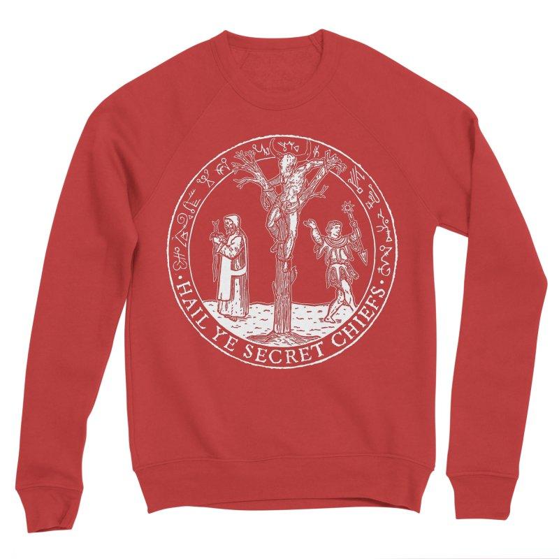 The Oracle Tree Men's Sponge Fleece Sweatshirt by The Corey Press