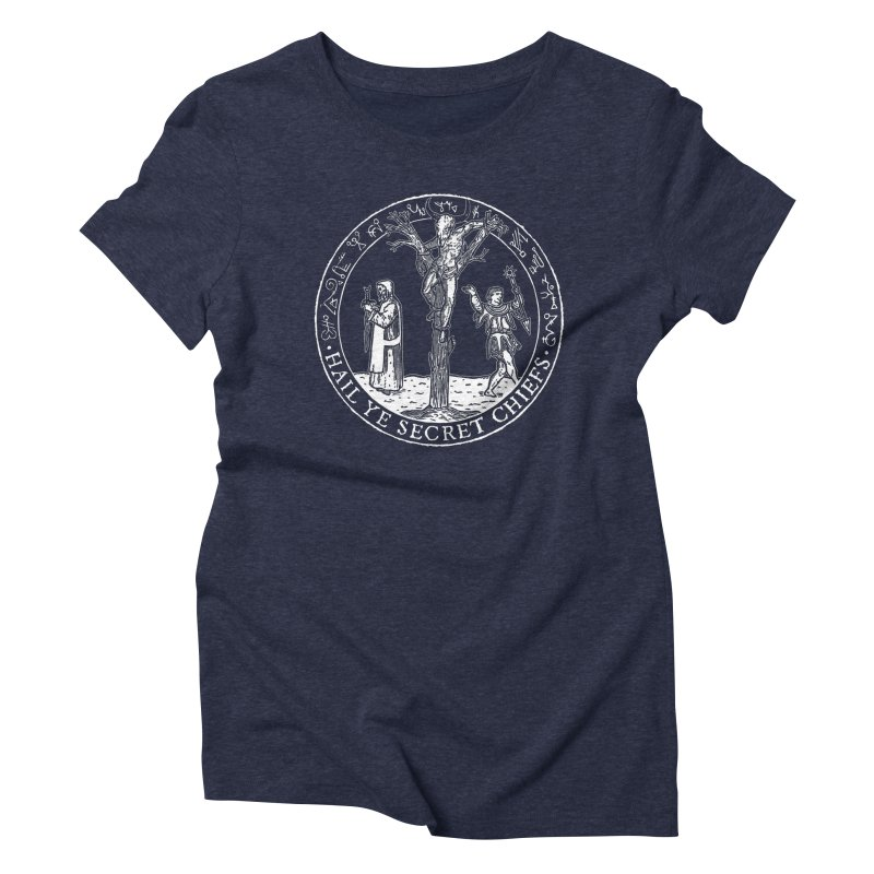 The Oracle Tree Women's T-Shirt by The Corey Press