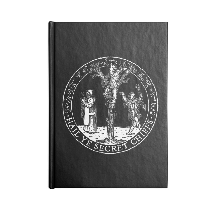 The Oracle Tree Accessories Lined Journal Notebook by The Corey Press