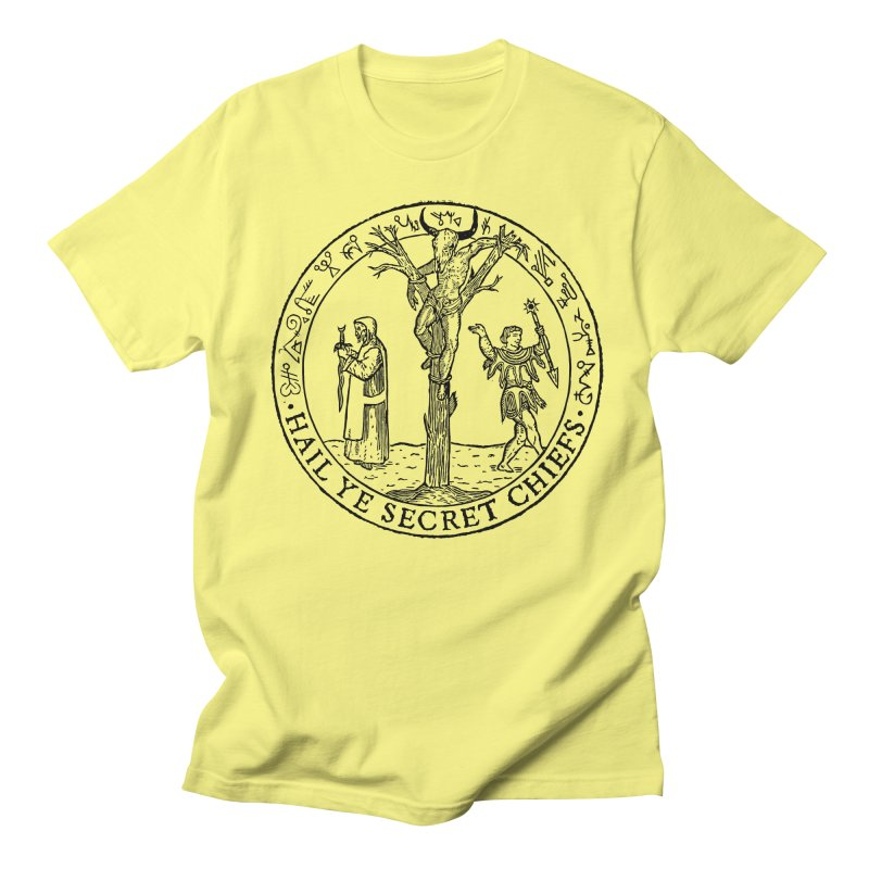 The Oracle Tree Men's T-Shirt by The Corey Press