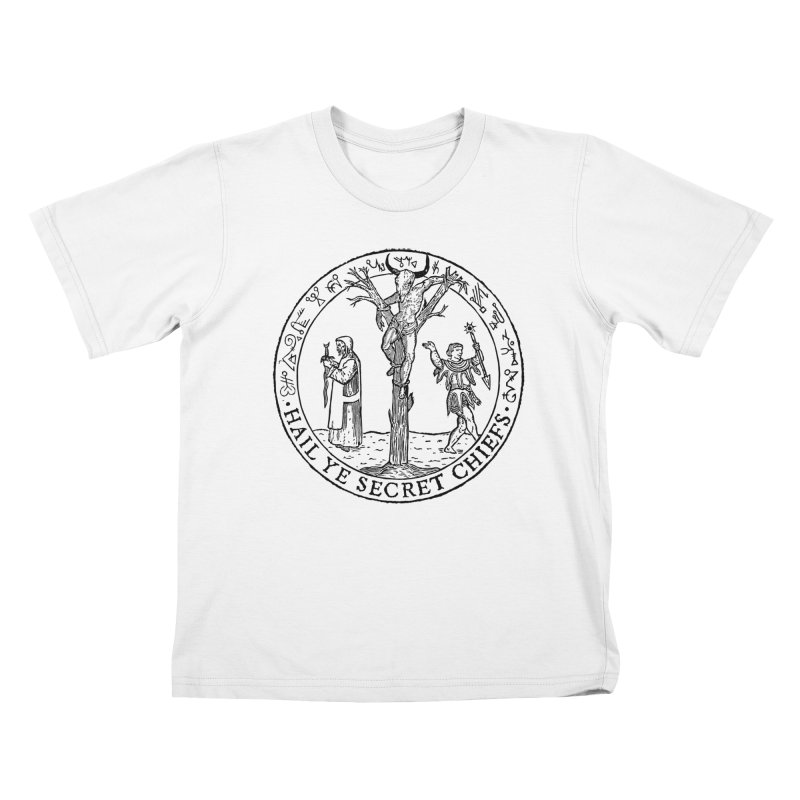The Oracle Tree Kids T-Shirt by The Corey Press