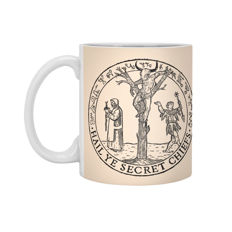 The Oracle Tree Accessories Standard Mug by The Corey Press