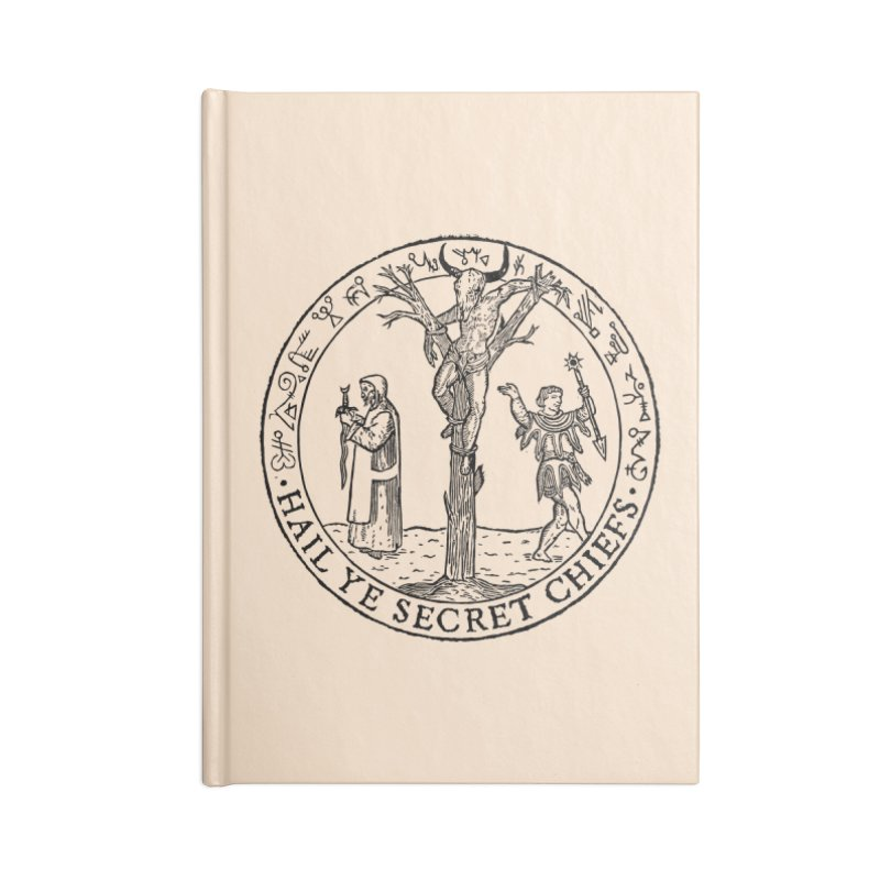 The Oracle Tree Accessories Notebook by The Corey Press