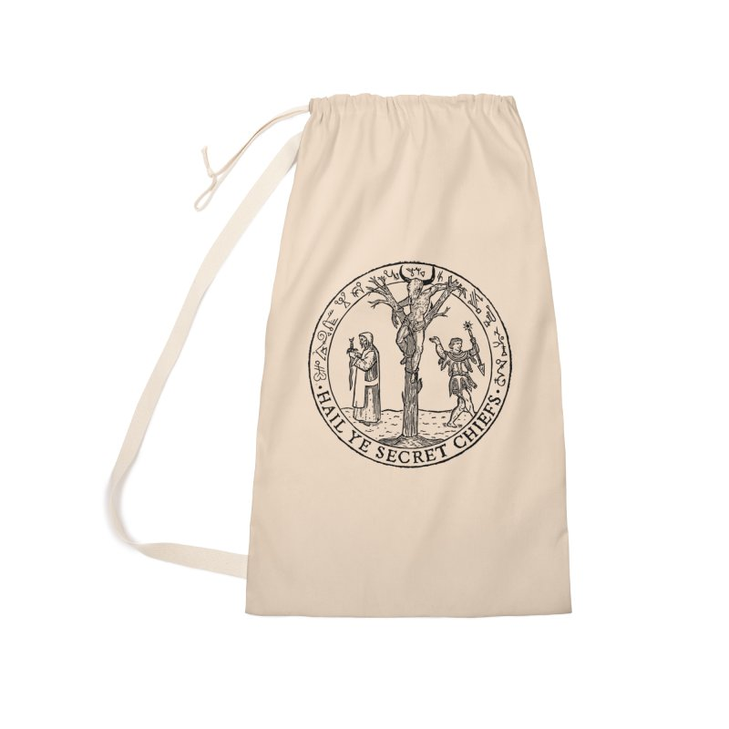 The Oracle Tree Accessories Laundry Bag Bag by The Corey Press