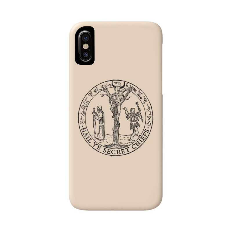 The Oracle Tree Accessories Phone Case by The Corey Press