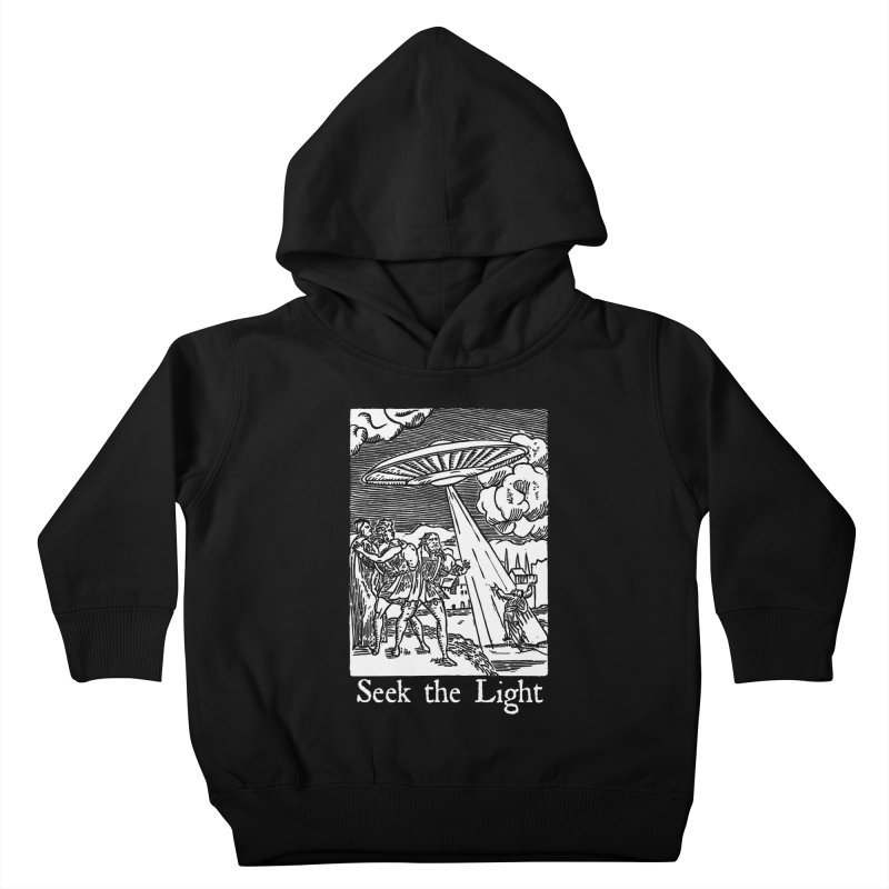 Seek the Light Kids Toddler Pullover Hoody by The Corey Press