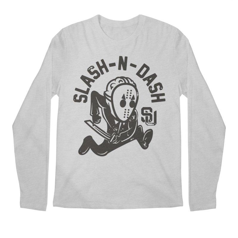 Slash - N - Dash Men's Longsleeve T-Shirt by Scare U