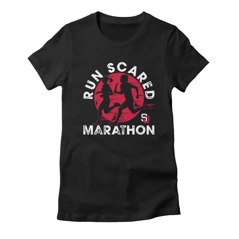 Run Scared Marathon Women's Lounge Pants by Scare U