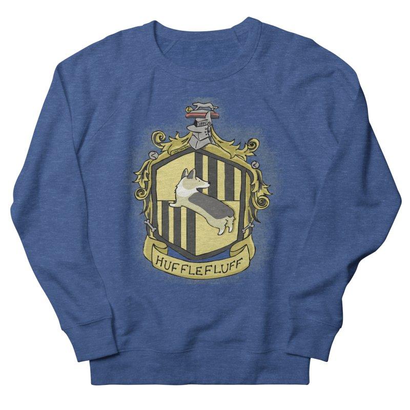 PotterCorgs - HuffleFluff Women's Sweatshirt by Corgi Tales Books