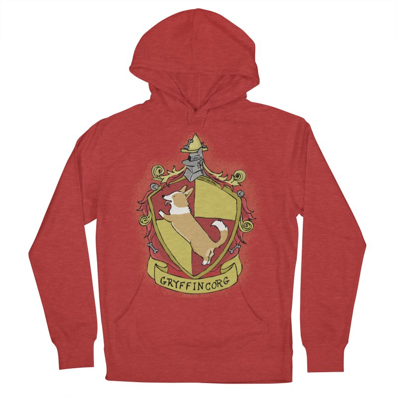 PotterCorgs - GryffinCorg Women's Pullover Hoody by Corgi Tales Books