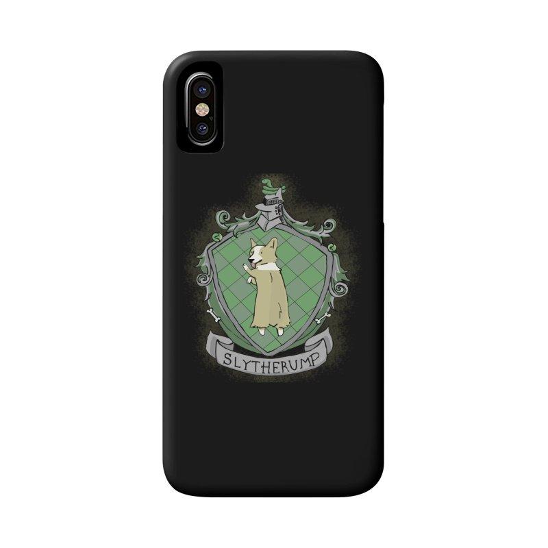 PotterCorgs - Slytherump Accessories Phone Case by Corgi Tales Books
