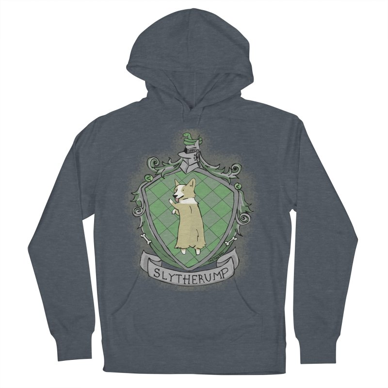 PotterCorgs - Slytherump Women's Pullover Hoody by Corgi Tales Books