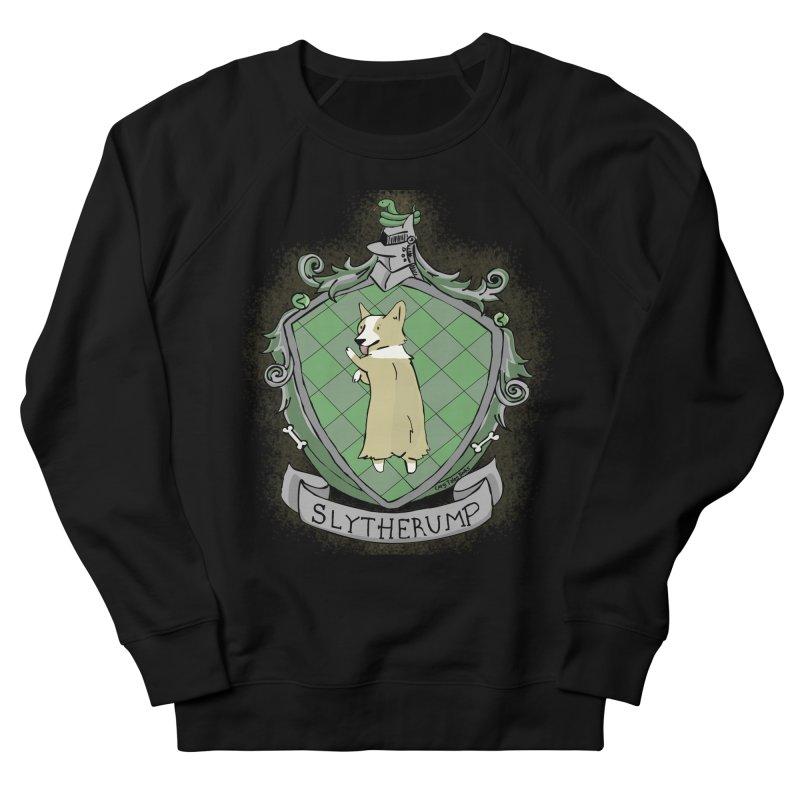 PotterCorgs - Slytherump Women's French Terry Sweatshirt by Corgi Tales Books