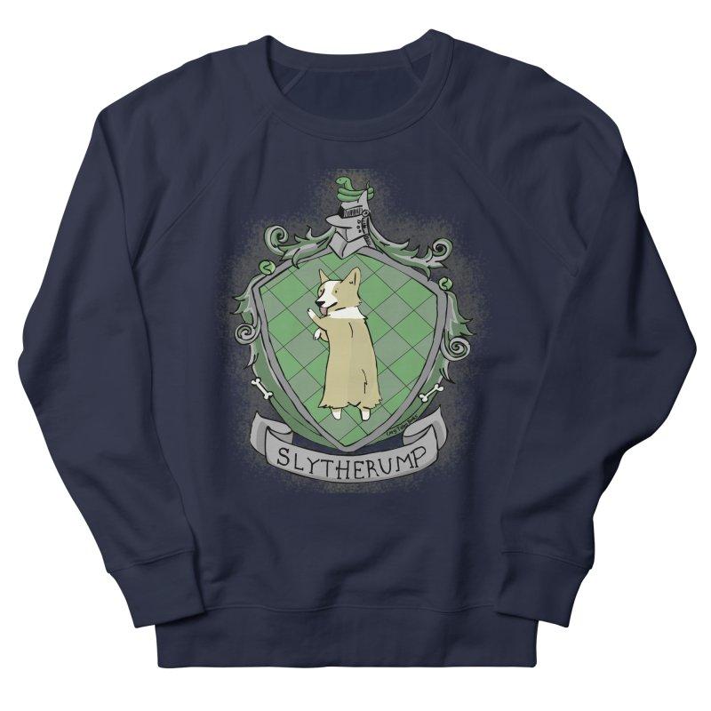 PotterCorgs - Slytherump Men's Sweatshirt by Corgi Tales Books