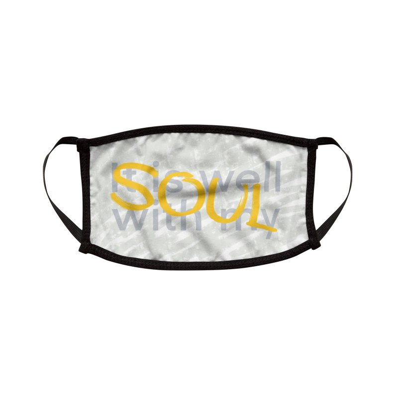It is well Accessories Face Mask by Cori & Kelly Official Merchandise