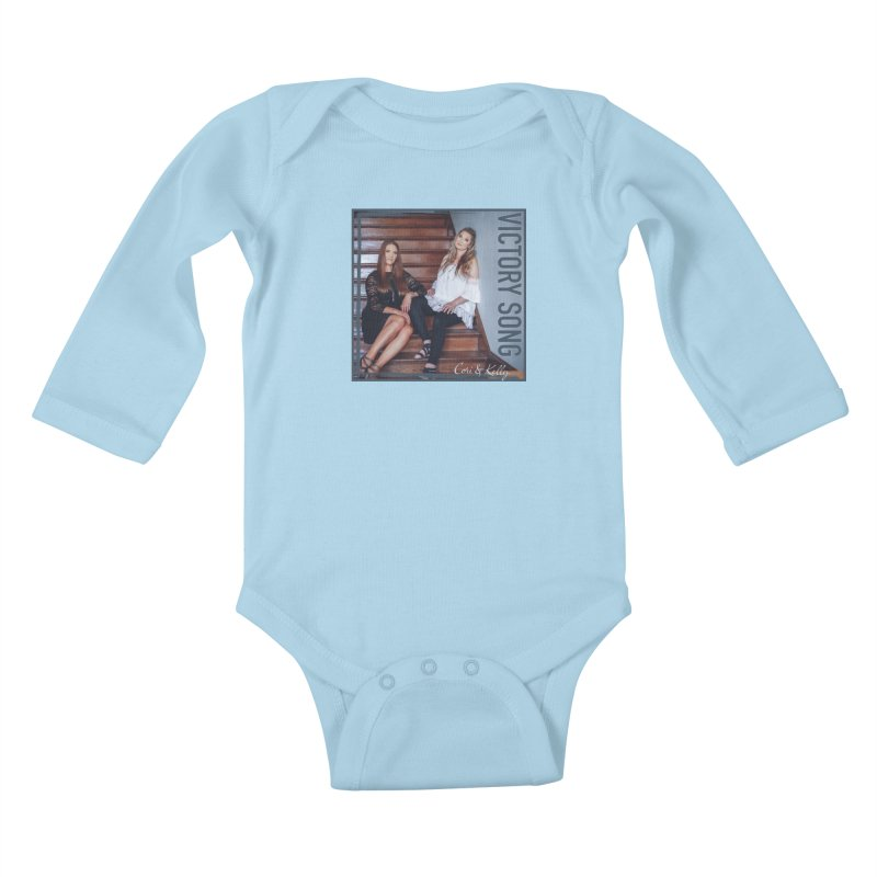 Victory Song Kids Baby Longsleeve Bodysuit by Cori & Kelly Official Merchandise
