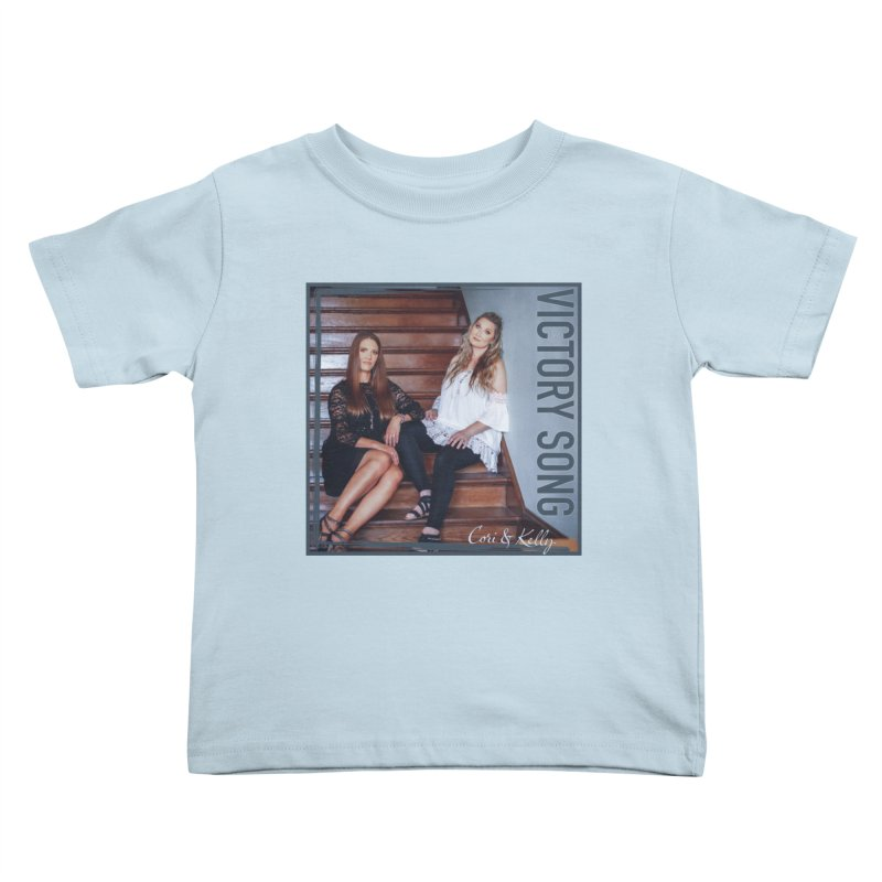 Victory Song Kids Toddler T-Shirt by Cori & Kelly Official Merchandise