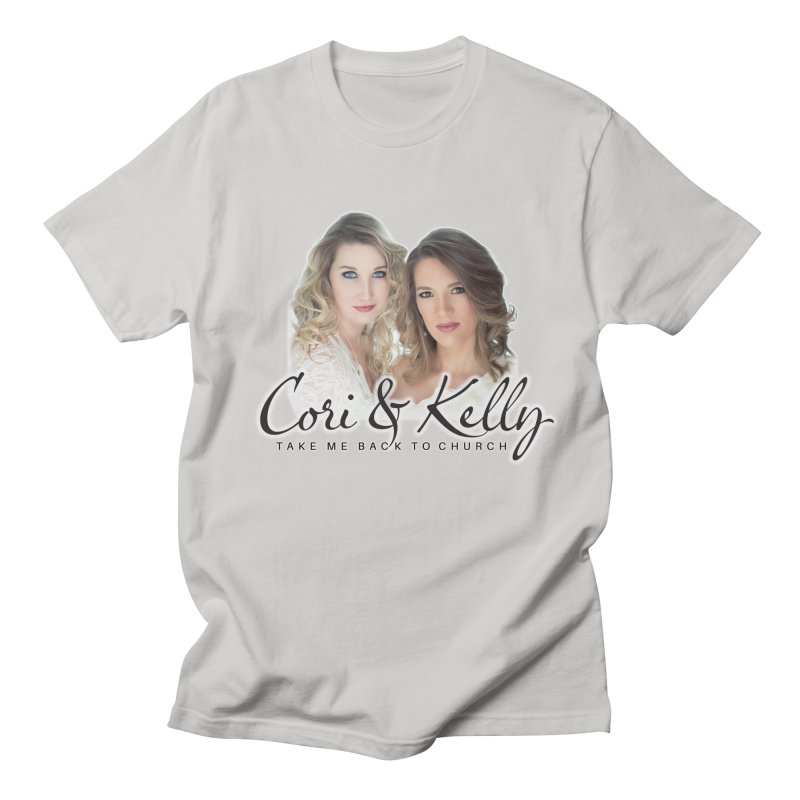 Take Me Back to Church Men's T-Shirt by Cori & Kelly Official Merchandise
