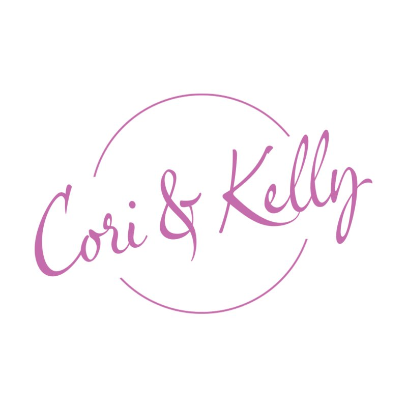 Pink Logo by Cori & Kelly Official Merchandise