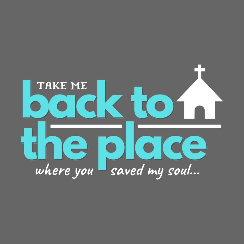 Back to The Place Accessories Sticker by Cori & Kelly Official Merchandise