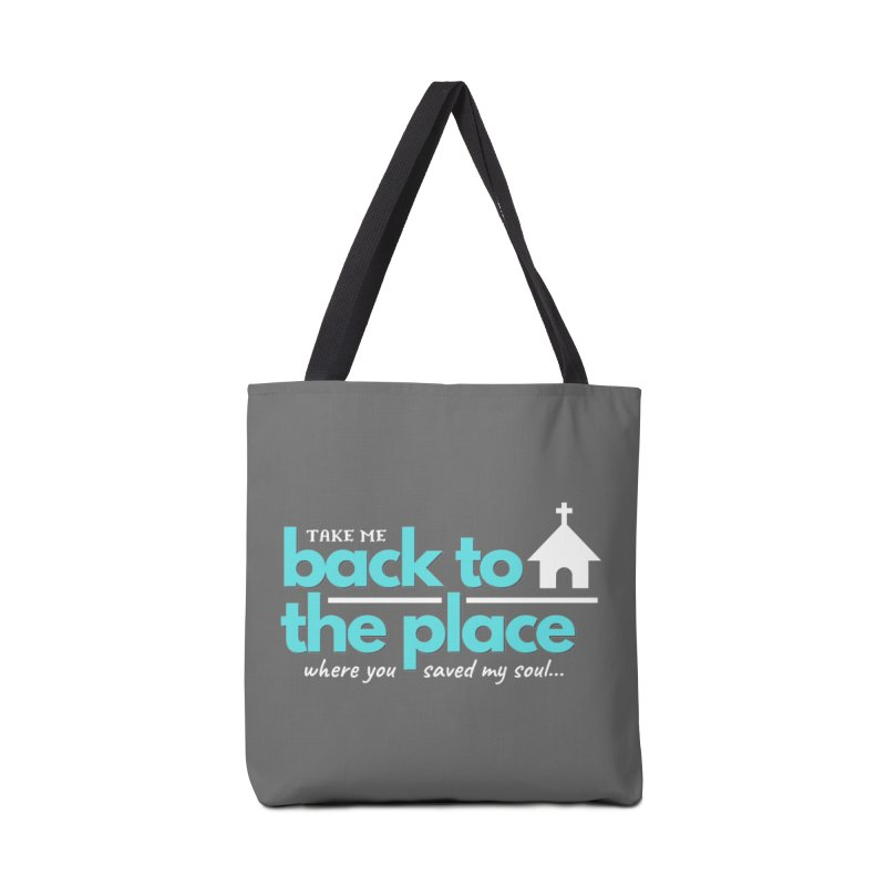 Back to The Place Accessories Bag by Cori & Kelly Official Merchandise