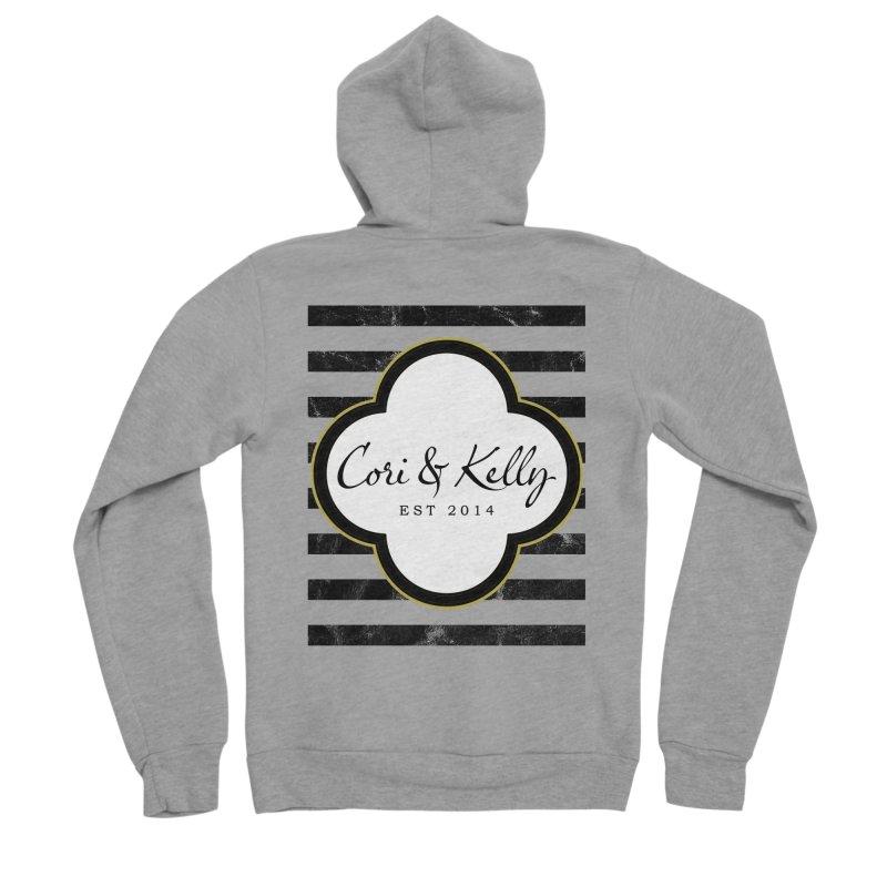 Cori & Kelly EST Women's Sponge Fleece Zip-Up Hoody by Cori & Kelly Official Merchandise
