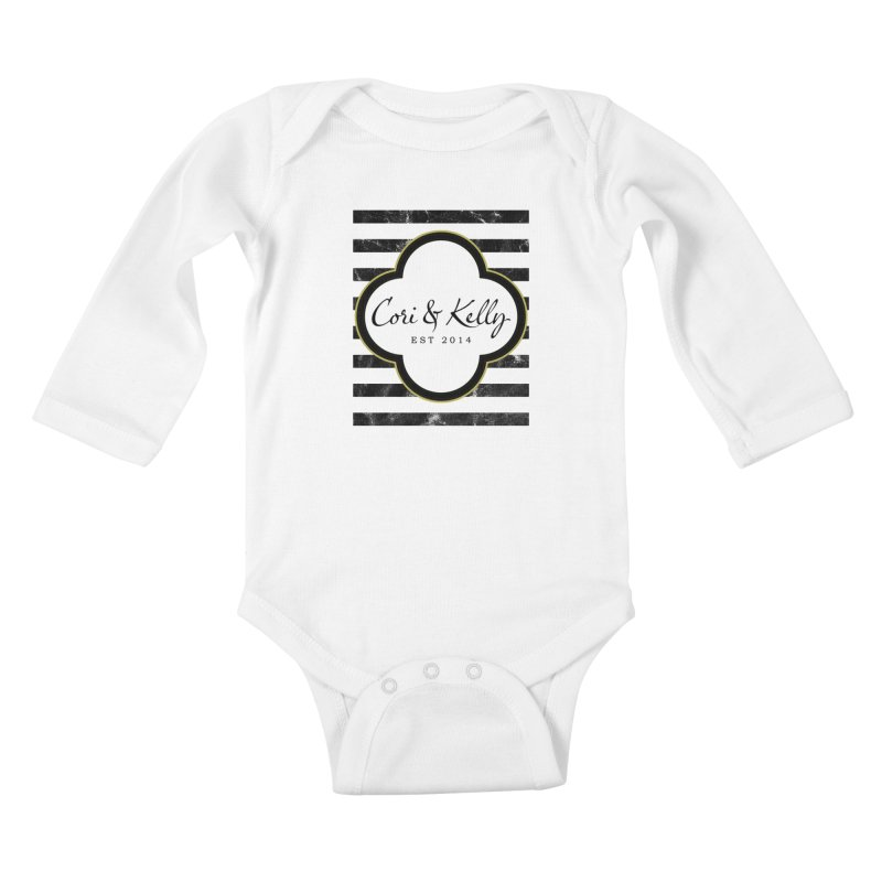 Cori & Kelly EST Kids Baby Longsleeve Bodysuit by Cori & Kelly Official Merchandise