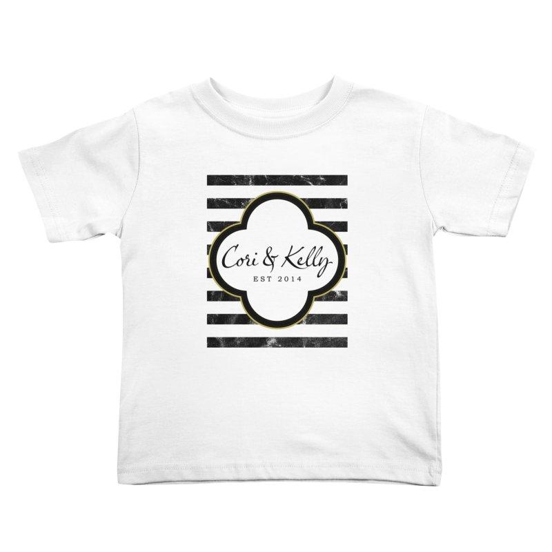 Cori & Kelly EST Kids Toddler T-Shirt by Cori & Kelly Official Merchandise