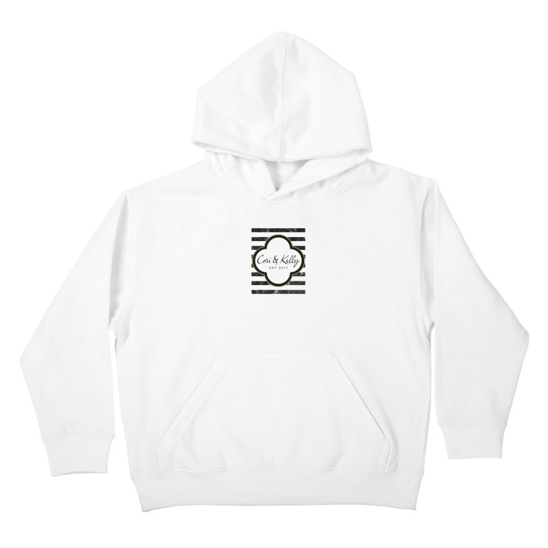 Cori & Kelly EST Kids Pullover Hoody by Cori & Kelly Official Merchandise