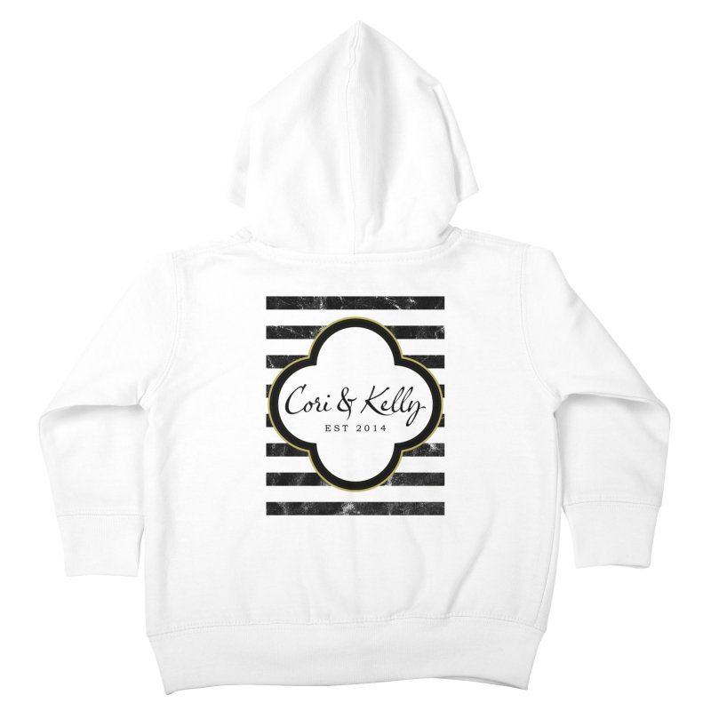 Cori & Kelly EST Kids Toddler Zip-Up Hoody by Cori & Kelly Official Merchandise